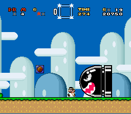 Super Dr. Mario World -  - User Screenshot